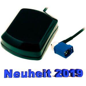 GPS-ANTENNE-NAVI-FAKRA-AUDI-RNS-E-VW-MFD-2-RNS-300-310-500-510-RNS-2-3m-kabel