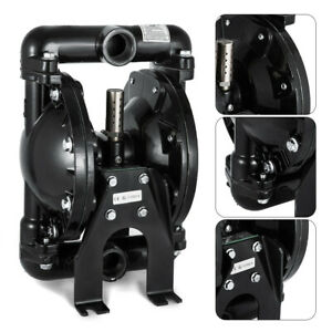 USED-Air-Operated-Double-Diaphragm-Pump-35-GPM-1-inch-Inlet-amp-Outlet-PROMOTION-USA
