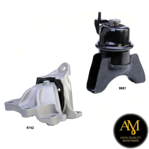 Front Right Engine Motor /& Auto Trans Mount Set fits Honda Civic 1.8L