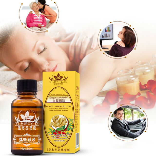 2018 New Arrival Plant Therapy Lymphatic Drainage Ginger Oil [ 100% Natural ] CA