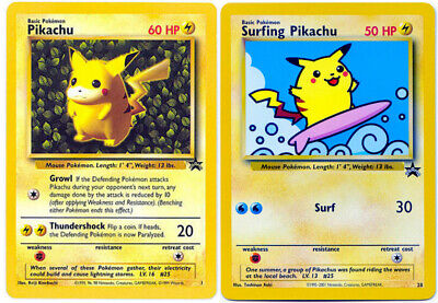 With Tracking Electabuzz #46 Black Star Promo WOTC  Pokemon Card NM