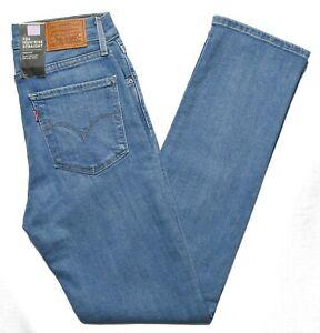Levi-039-s-Premium-8768-NEW-Women-039-s-High-Rise-724-Straight-Sculpt-Soft-Jeans-98