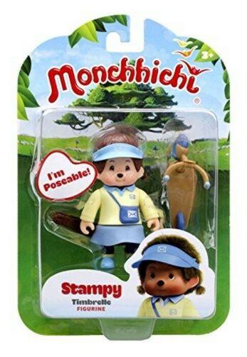 Monchhichi figures-aikor//Artus//STAMPY-Choix de 3 caractères-New Boxed