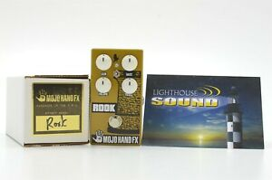 NEW-Mojo-Hand-FX-Rook-Overdrive-Guitar-Effects-Pedal