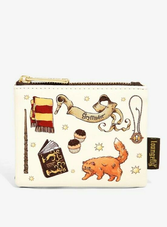 Loungefly Harry Potter Hermione Granger Coin Purse Brand New