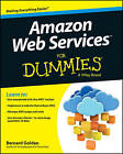 Amazon Web Services For Dummies by Bernard Golden (Paperback, 2013)
