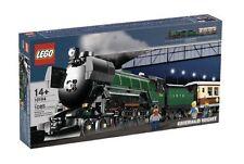 LEGO 10194 CREATOR EMERALD TRAIN NUOVO SIGILLATO BOX FORATO