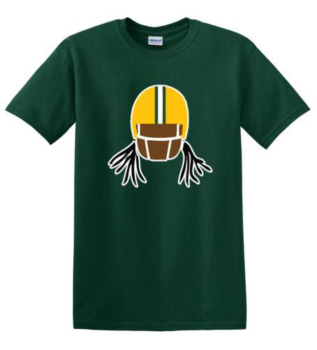 "Eddie Lacy Green Bay Packers /""Helmet/""  jersey T-shirt Shirt"