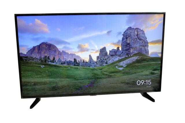 Samsung RU7099 108 cm (43 Zoll) LED Fernseher (Ultra HD, HDR, Triple  W20-MX3055