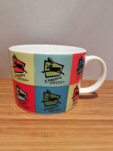 13 Coffee Oz Official Caribou ColoredEbay Multi Exclusive Cup Art Mug q5A3L4Rj