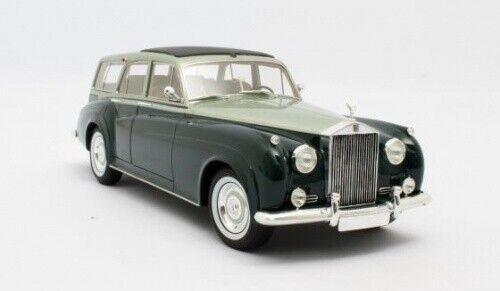 Rolls-Royce Silver Cloud Estate 1959 green//green 1:18 Cult Scale Models
