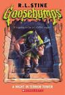 Goosebumps: A Night in Terror Tower No. 27 by R. L. Stine (2004, Paperback)