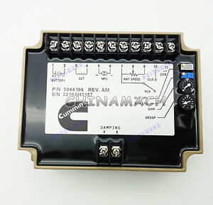 NEW-Speed-Controller-EFC3044196-for-Cummins-12-24V-Generator
