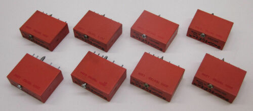 Lot of 8 5VDC Logic Opto 22 ODC5R Reed Relay Digital Output Module