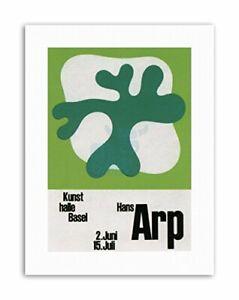 AD-SWITZERLAND-CULTURAL-HANS-ARP-DADA-SURREALISM-Cultural-Canvas-art-Prints