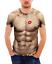 New-Fashion-Cool-Women-Men-Funny-Muscle-Print-3D-T-Shirt-Casual-Short-Sleeve-Tee thumbnail 21