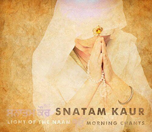 Snatam Kaur - Light of the Naam: Morning Chants [New CD] Digipack Packaging