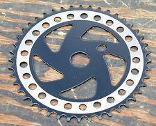 Checker Diamond Plate 44t Chainring BMX Schwinn Bicycle Chopper Cruiser Bike