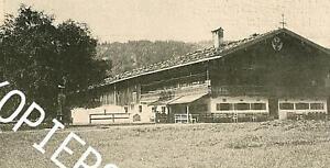 Tegernsee - Bauer in der Au- Bad Wiessee  um 1910          X 43-9