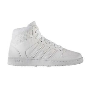 Adidas neo VS Hoopster Mid Women Running Shoes White B74434