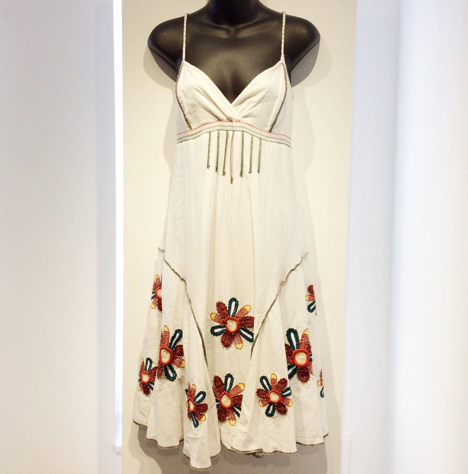 Desigual Dress 01V2879 1000. Size 40,  10. Brand New With Tags.