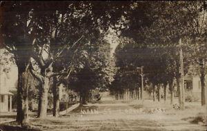 Parish-NY-Main-St-c1910-Real-Photo-Postcard