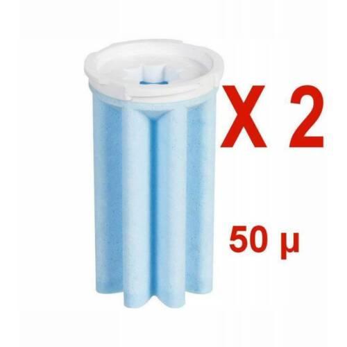 Filtres tamis synthétique 50 microns AFRISO pour filtre chaudière fioul Lot de 2