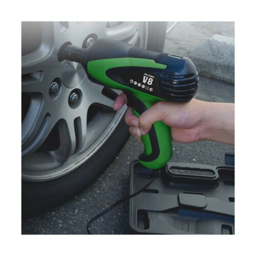 TIROL Electric Impact Wrench for Car 80W Air Pneumatic Impact Wrench Tire Rep...