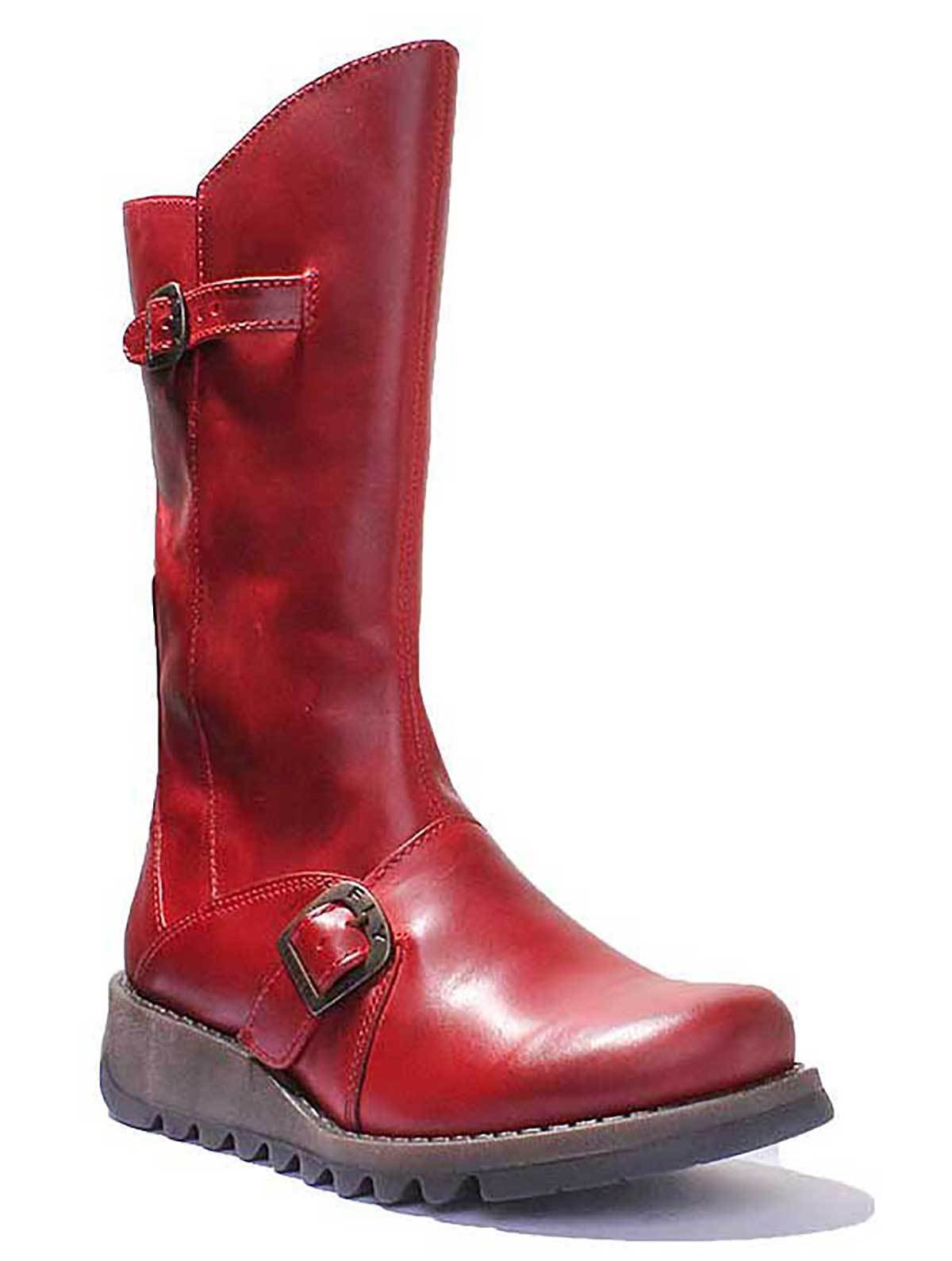 MARC CAIN DAMEN Chelsea Boots Stiefeletten Schlupfschuhe