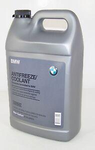 Bmw Antifreeze Coolant 1 Gallon Germany Genuine Oe Bm82141467704 Ebay