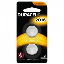 Duracell 3v Lithium Coin Batteries 2016 - 2 Count