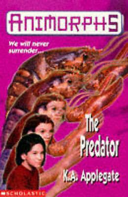 """AS NEW"" Animorphs 5: The Predator, Applegate, Katherine, Book"