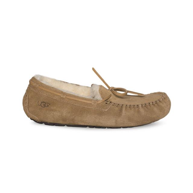 4b6d64322d3 UGG Australia Mens Olsen Slippers Style 1003390 Size 9 Chestnut 5n