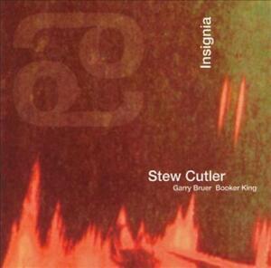 STEW CUTLER - INSIGNIA NEW CD