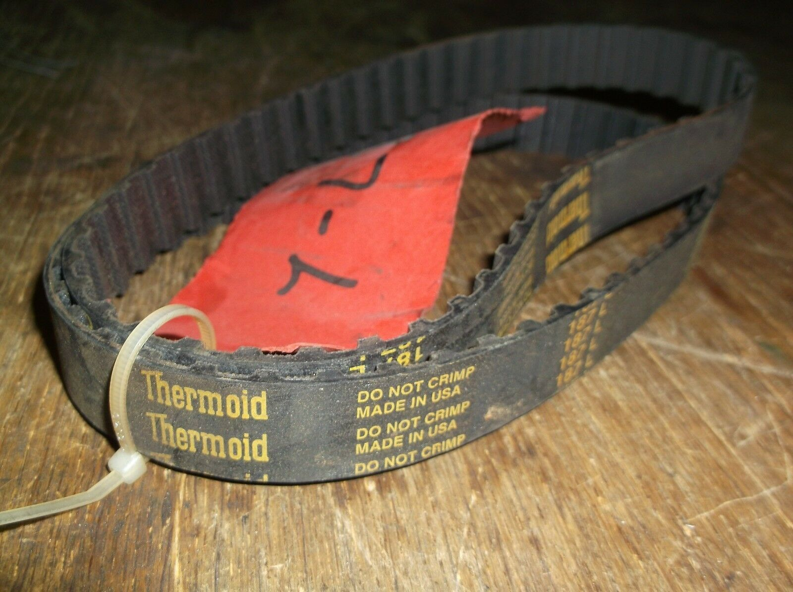 HBD Thermoid 4L420 Replacement V-Belt