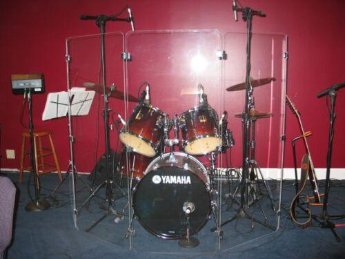 Drum Shields  Drum Shield Drum screens DRUMSHIELDS DS4