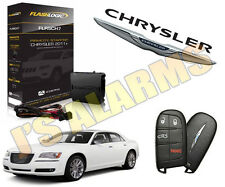 PLUG & PLAY REMOTE START SYSTEM 2011 2012 2013 2014 CHYRSLER 300 PUSH TO START