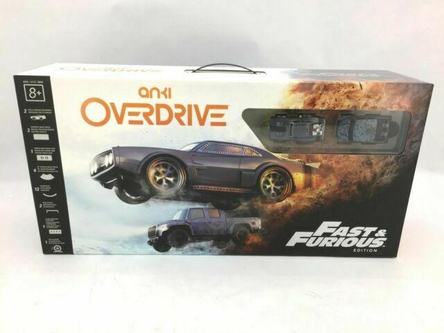 Anki Overdrive Fast Furious Edition 2 Cars Included Android For Sale Online Ebay