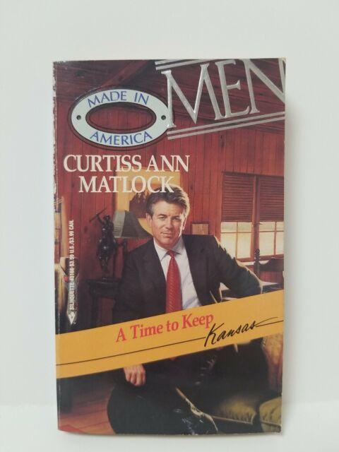 A Time To Keep - Kansas - Curtiss Ann Matlock