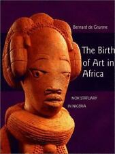 The Birth of Art in Africa: Nok Statuary in Nigeria-ExLibrary