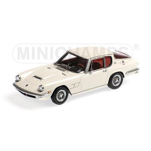 Minichamps Maserati Mistral coupé 1963 mc-437123422