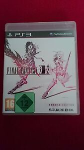 Final Fantasy XIII-2 (Sony PlayStation 3, 2012)