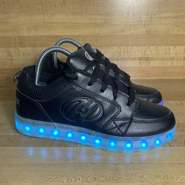 Skate Shoes Black Wheels Mens Size