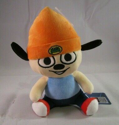 "Playstation Official Licensed Sony Stubbins Parappa Rapper 6/"" Plush Doll"