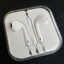 New OEM Original Genuine Apple iPhone 6S 5SE 5C EarPods Earphones W/ Remote &Mic
