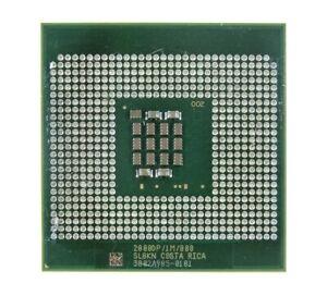 Infatigable Cpu Intel Xeon Sl8kn 2,8 Ghz S.604 Une Offre Abondante Et Une Livraison Rapide