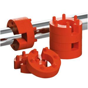 Universal-Federwegbegrenzer-Stick-Clip-X-2-U-16mm-Federwegsbegrenzer-VA-oder-HA