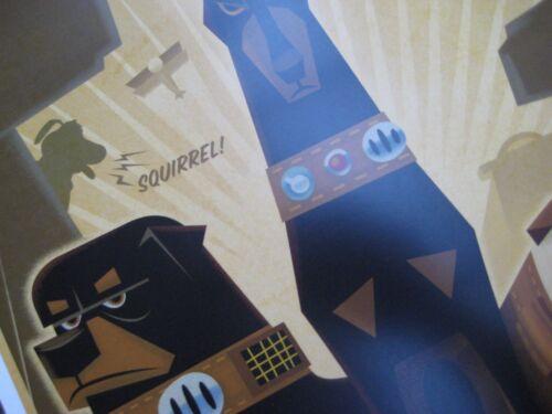 "Collector/'s Poster Print 11/"" x 17/"" T1 Disney Pixar UP - B2G1F"