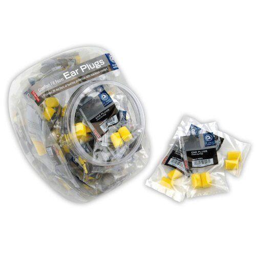 100 Pair in Fishbowl Display Planet Waves Comfort Fit Foam Ear Plugs