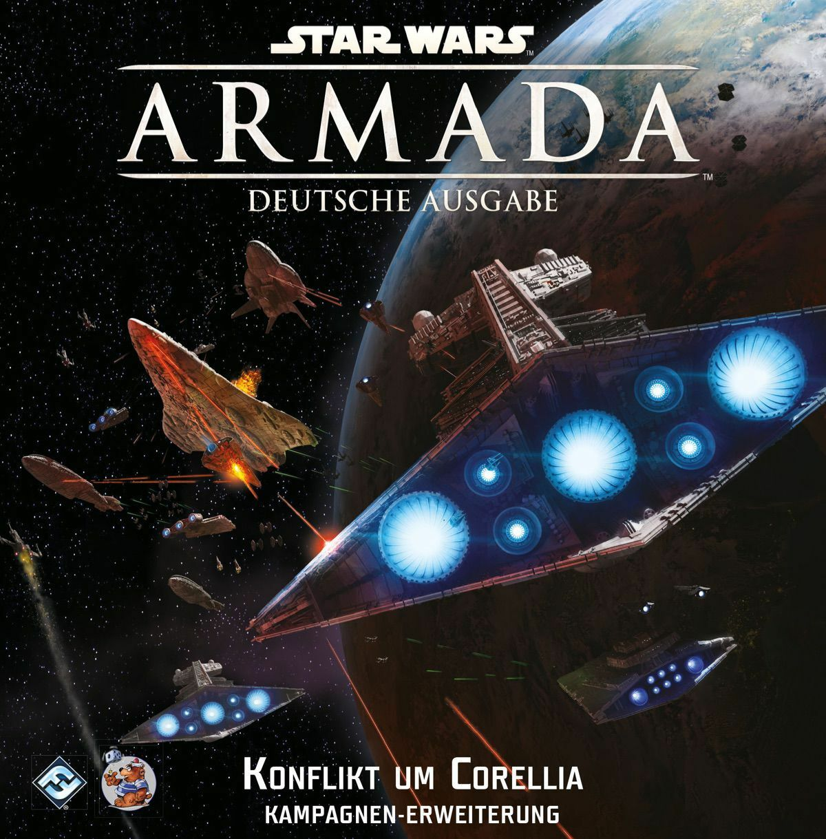 Star Wars Armada Konflikt to Corellia Campaigns Extension (German)